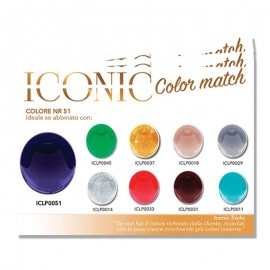 Iconic Color Charts