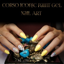 Corso Iconic painting gel - Nail Art