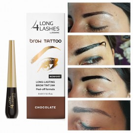 Tattoo Sopracciglia Long4Lashes